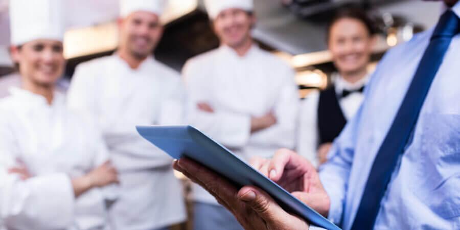 As vantagens da tecnologia 4.0 aplicada nas cozinhas profissionais