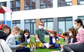 Volta às aulas: A importância da segurança alimentar em tempos de pandemia